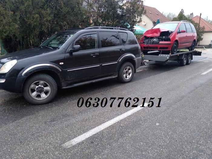 0-24 autómentő Felsőpakony - Non stop autómentés Felsőpakony - Bikázás
